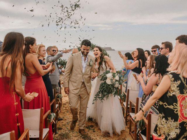 La boda de Hernan y Alina en Fornells, Islas Baleares 1