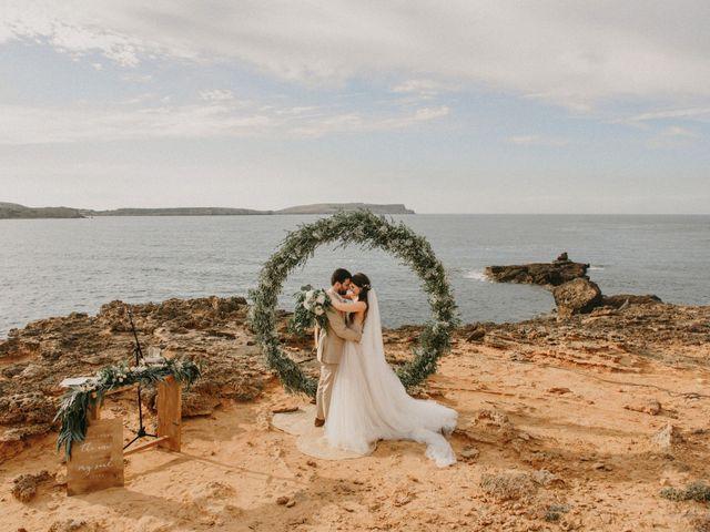 La boda de Alina y Hernan