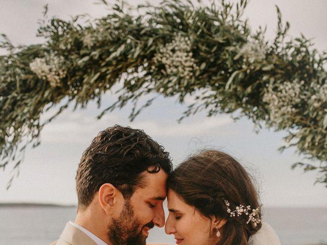 La boda de Hernan y Alina en Fornells, Islas Baleares 19