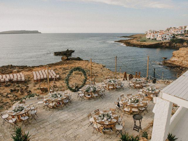 La boda de Hernan y Alina en Fornells, Islas Baleares 26