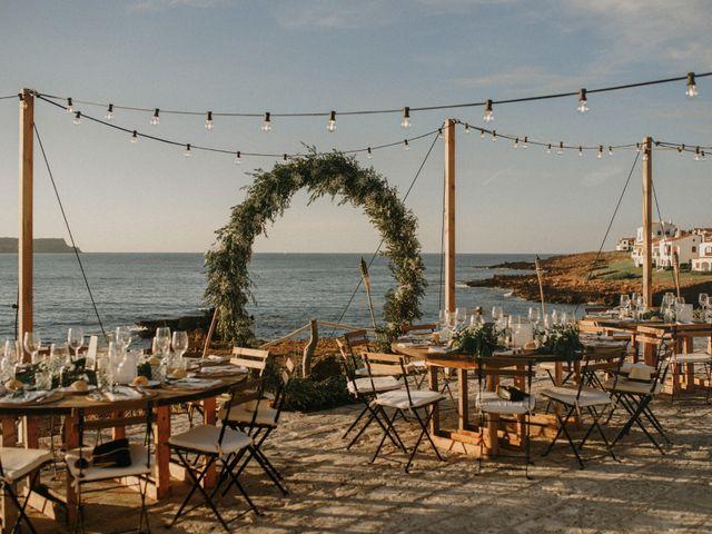 La boda de Hernan y Alina en Fornells, Islas Baleares 27