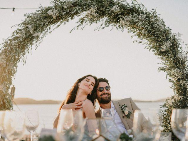 La boda de Hernan y Alina en Fornells, Islas Baleares 29