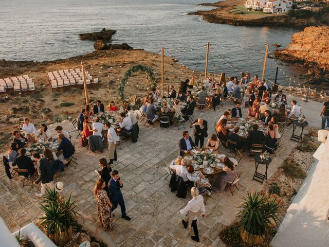La boda de Hernan y Alina en Fornells, Islas Baleares 30