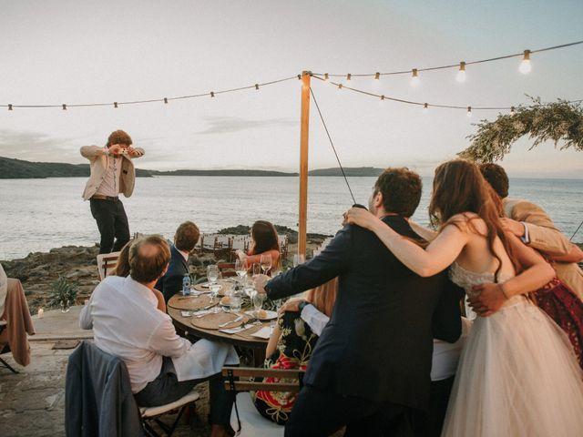 La boda de Hernan y Alina en Fornells, Islas Baleares 31