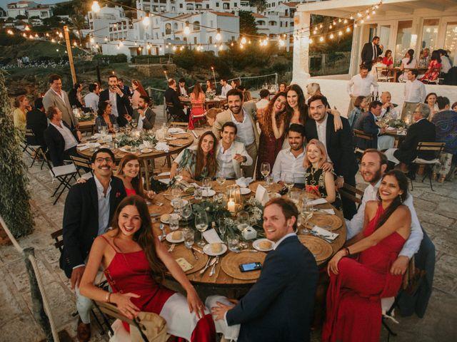 La boda de Hernan y Alina en Fornells, Islas Baleares 32