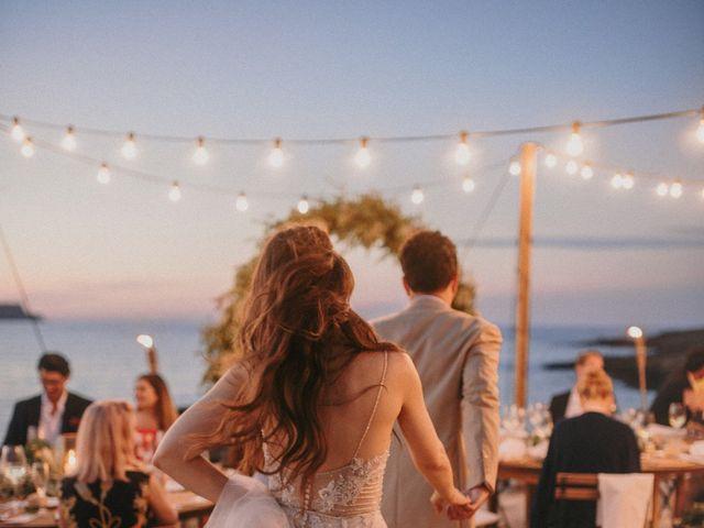 La boda de Hernan y Alina en Fornells, Islas Baleares 2
