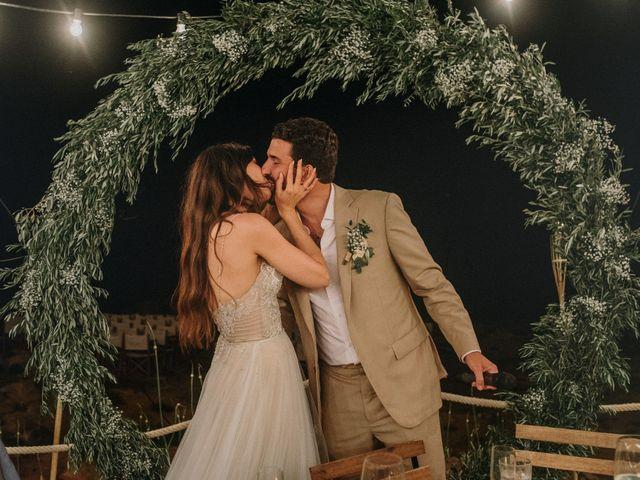 La boda de Hernan y Alina en Fornells, Islas Baleares 33