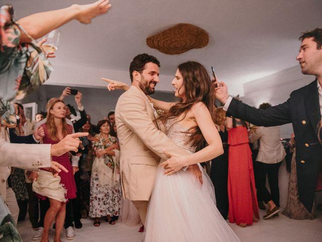 La boda de Hernan y Alina en Fornells, Islas Baleares 34