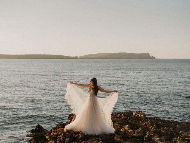 La boda de Hernan y Alina en Fornells, Islas Baleares 20