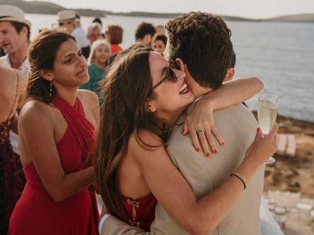 La boda de Hernan y Alina en Fornells, Islas Baleares 22