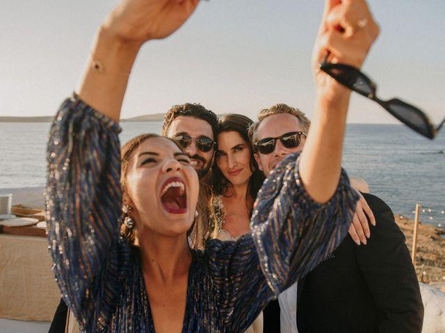 La boda de Hernan y Alina en Fornells, Islas Baleares 24