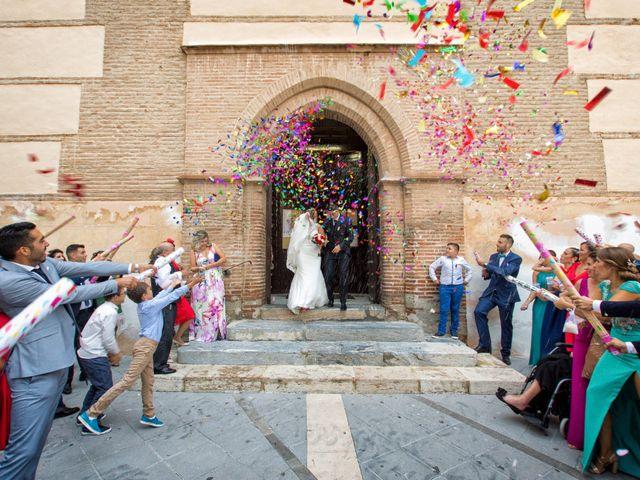 La boda de Beatriz y Sergio en Salobreña, Granada 2