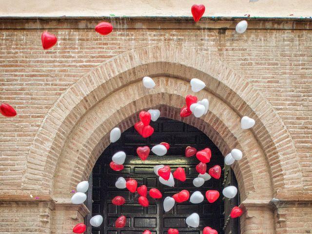 La boda de Beatriz y Sergio en Salobreña, Granada 10