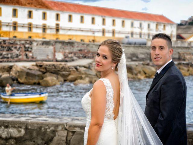 La boda de Beatriz y Sergio en Salobreña, Granada 11