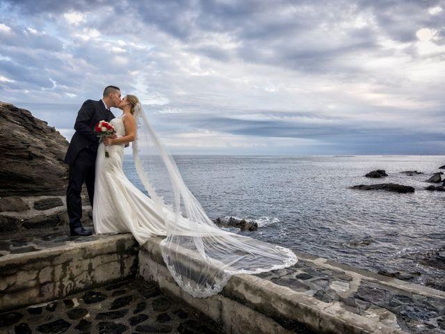 La boda de Beatriz y Sergio en Salobreña, Granada 13