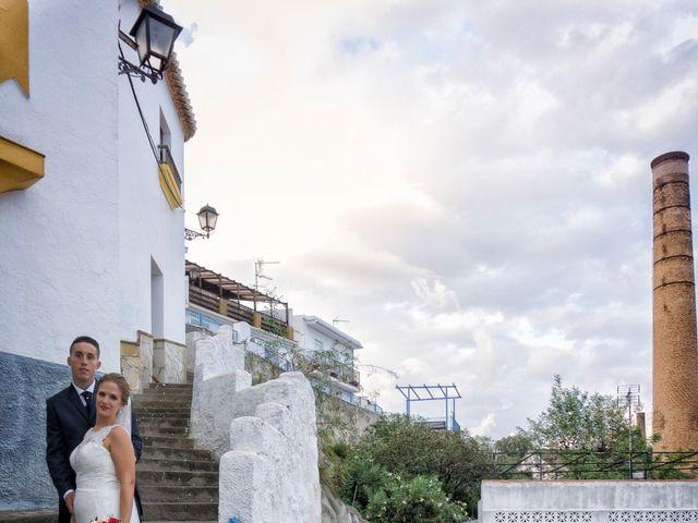 La boda de Beatriz y Sergio en Salobreña, Granada 14