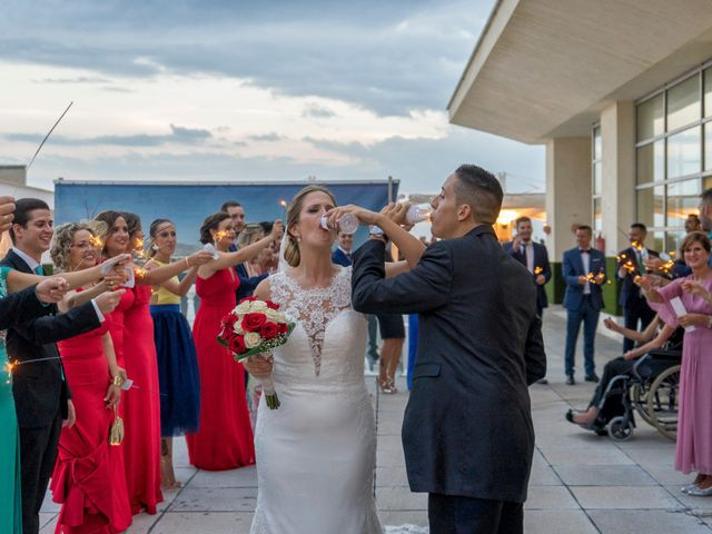 La boda de Beatriz y Sergio en Salobreña, Granada 15