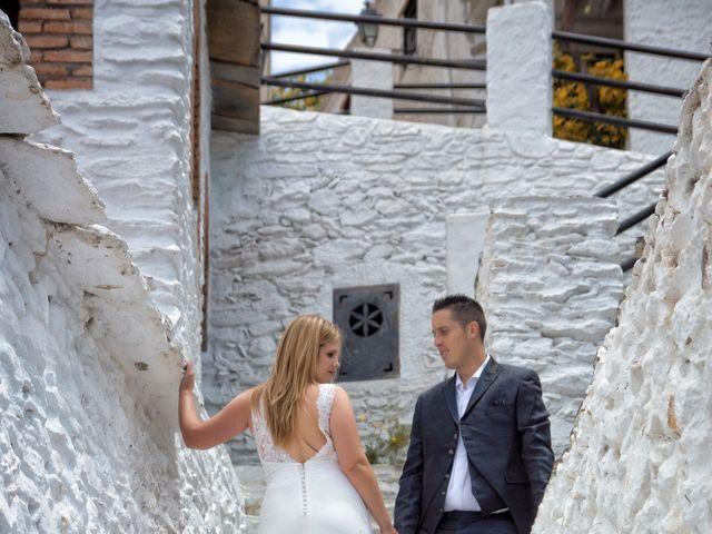 La boda de Beatriz y Sergio en Salobreña, Granada 19