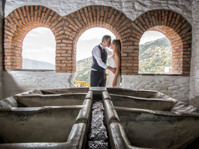 La boda de Beatriz y Sergio en Salobreña, Granada 20
