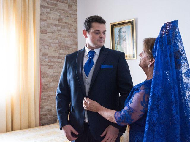 La boda de Juan Diego y Toñi en Chiclana De La Frontera, Cádiz 17