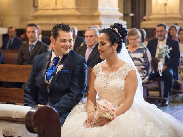 La boda de Juan Diego y Toñi en Chiclana De La Frontera, Cádiz 19