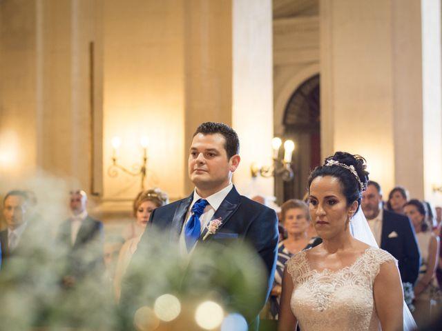 La boda de Juan Diego y Toñi en Chiclana De La Frontera, Cádiz 20