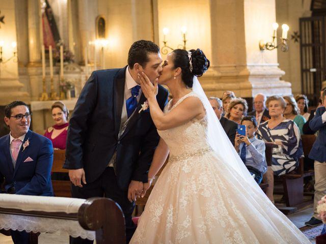 La boda de Juan Diego y Toñi en Chiclana De La Frontera, Cádiz 21