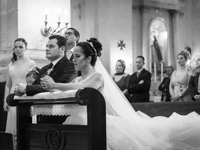 La boda de Juan Diego y Toñi en Chiclana De La Frontera, Cádiz 23