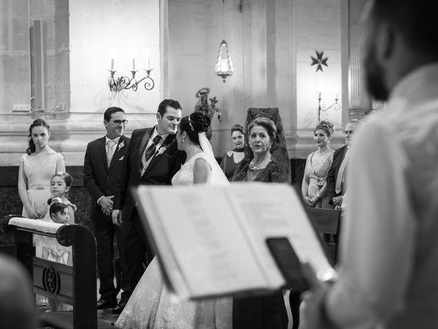 La boda de Juan Diego y Toñi en Chiclana De La Frontera, Cádiz 24