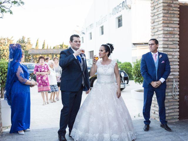 La boda de Juan Diego y Toñi en Chiclana De La Frontera, Cádiz 25