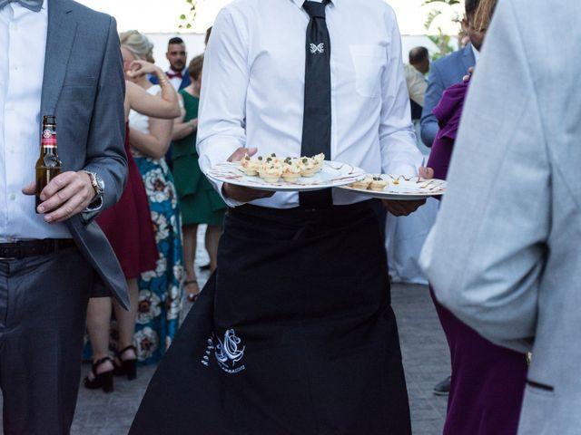 La boda de Juan Diego y Toñi en Chiclana De La Frontera, Cádiz 26