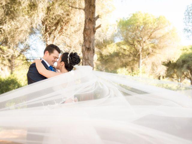 La boda de Toñi y Juan Diego