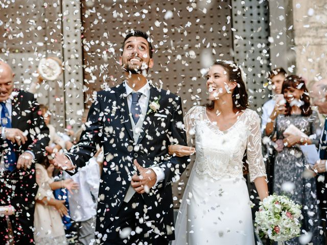 La boda de Silvia y Fernando en Zaragoza, Zaragoza 17