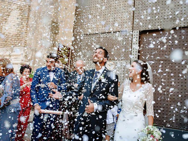 La boda de Silvia y Fernando en Zaragoza, Zaragoza 18