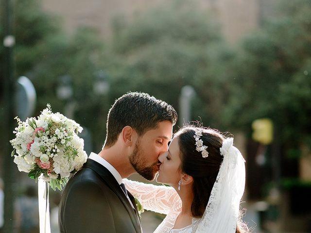 La boda de Silvia y Fernando en Zaragoza, Zaragoza 20
