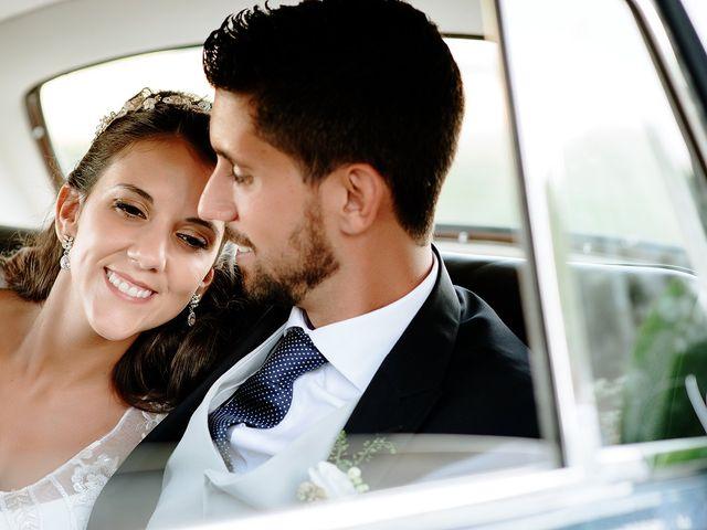 La boda de Fernando y Silvia