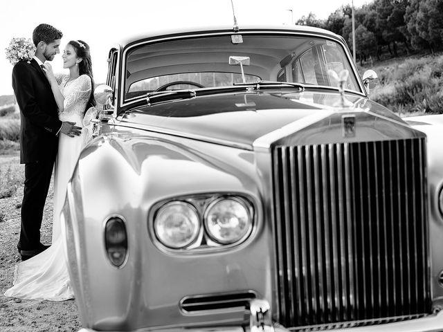 La boda de Silvia y Fernando en Zaragoza, Zaragoza 25