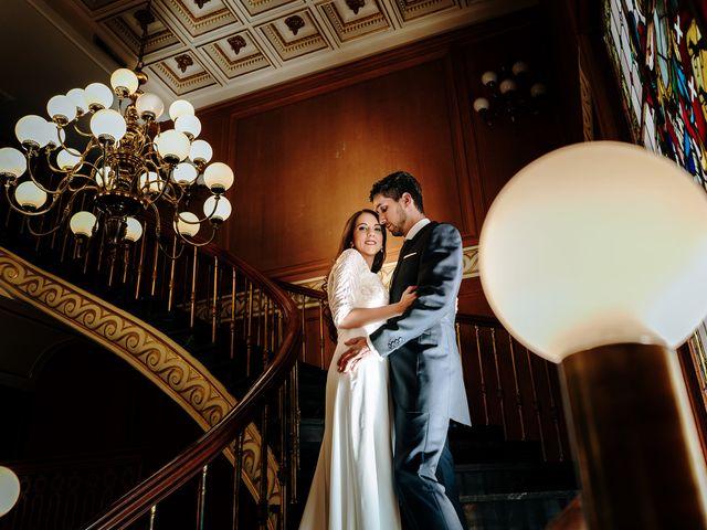 La boda de Silvia y Fernando en Zaragoza, Zaragoza 36