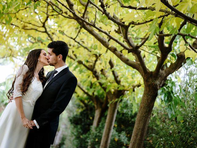 La boda de Silvia y Fernando en Zaragoza, Zaragoza 41