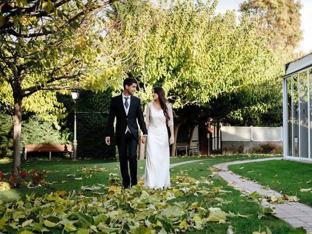 La boda de Silvia y Fernando en Zaragoza, Zaragoza 46