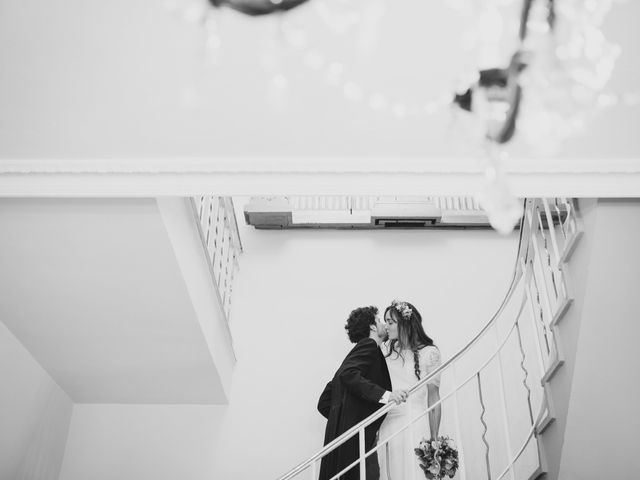 La boda de José María y Maria Jesús en Las Rozas De Madrid, Madrid 188