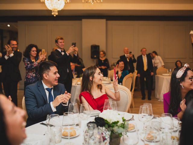 La boda de José María y Maria Jesús en Las Rozas De Madrid, Madrid 203