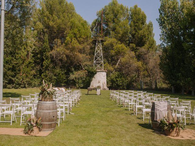 La boda de Víctor  y Alba  en Odena, Barcelona 11