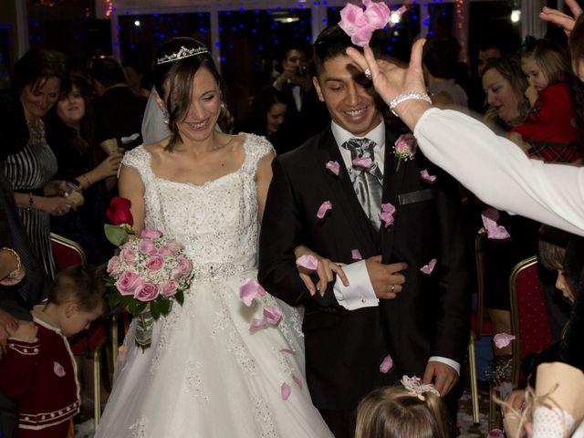 La boda de Daniel y Rocío en El Puerto De Santa Maria, Cádiz 7