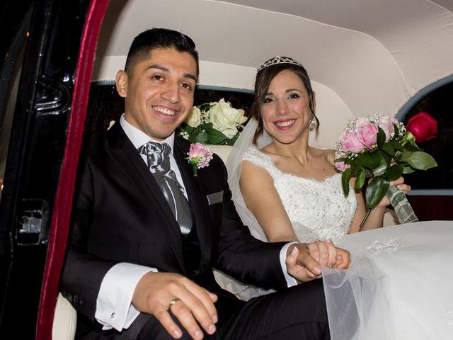 La boda de Daniel y Rocío en El Puerto De Santa Maria, Cádiz 8