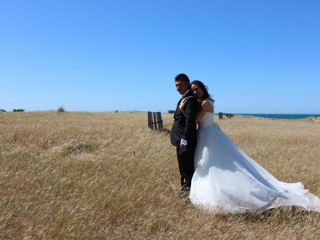 La boda de Daniel y Rocío en El Puerto De Santa Maria, Cádiz 20