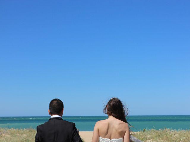 La boda de Daniel y Rocío en El Puerto De Santa Maria, Cádiz 22