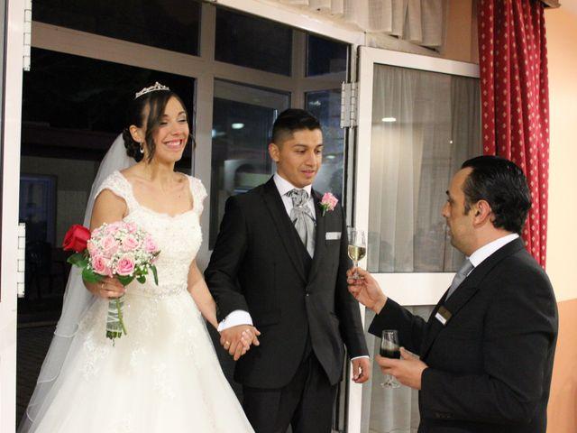 La boda de Daniel y Rocío en El Puerto De Santa Maria, Cádiz 24
