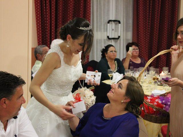 La boda de Daniel y Rocío en El Puerto De Santa Maria, Cádiz 27