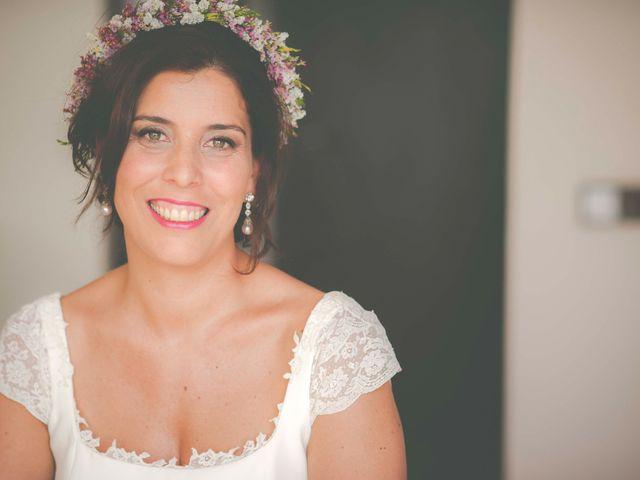 La boda de Diego y Carmen en La/villajoyosa Vila Joiosa, Alicante 1